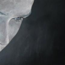 Jens Acryl op karton en paneel 102,5 x 52